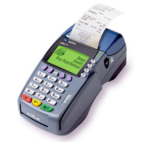 Retail Merchant Account Credit Card Terminal