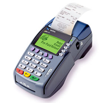 retail credit card machine